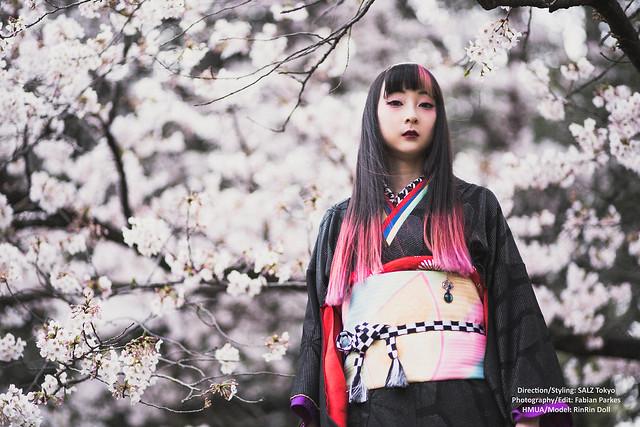 RinRin x SALZ kimono heian 3
