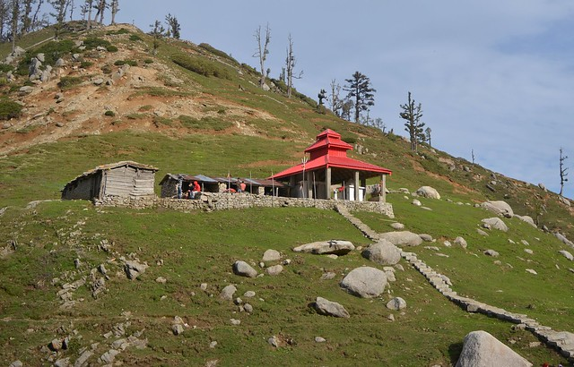 Kareri Shiva Temple