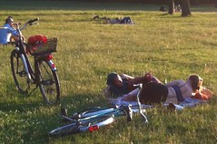Biking Picnic