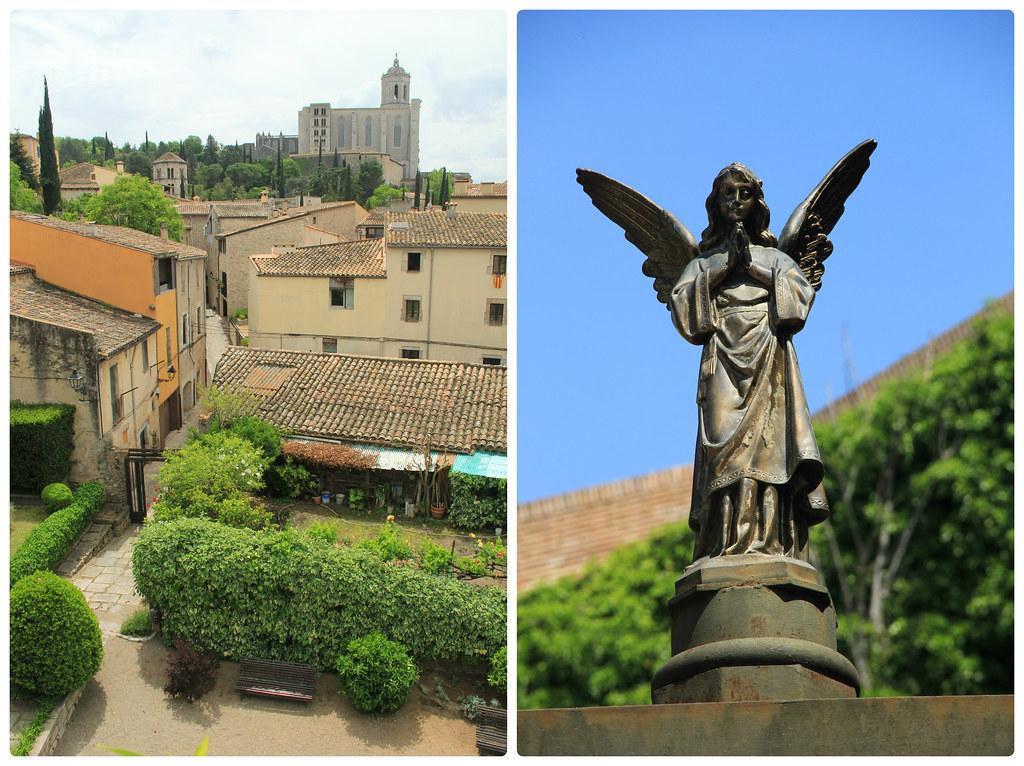 Garden of Angels, Girona