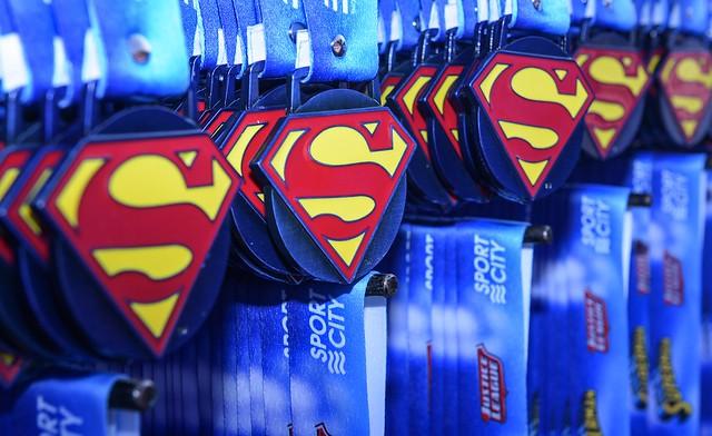 Carrera Superman Emoción Deportiva