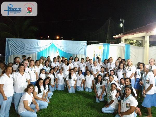 Coroação Mães Cristãs 2017