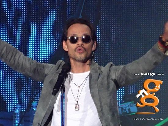 Marc Anthony - Auditorio TELMEX - Guadalajara, Jalisco, México. (20 - mayo - 2017)