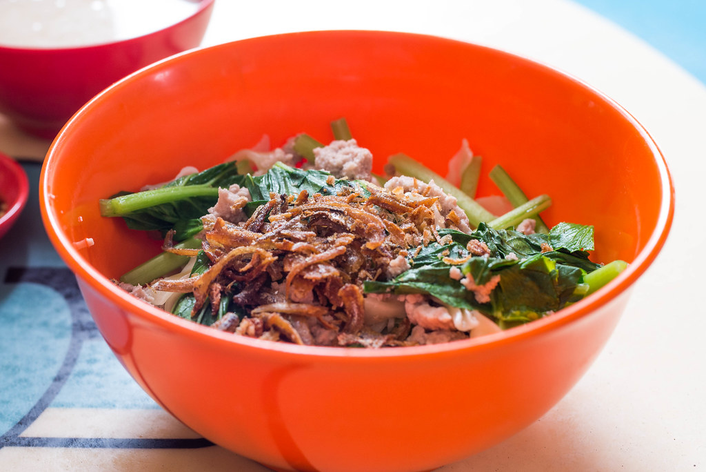 Ban Mian: L32 Geylang Homemade Noodle
