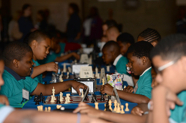 Police Youth Alliance - IMS Chess Tournament 5/20/17