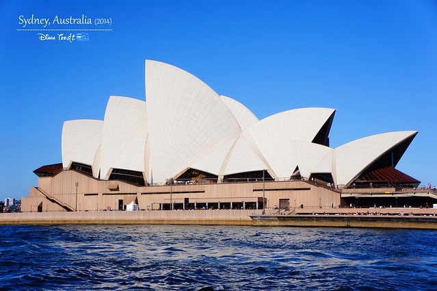 Day 1 - Sydney Opera House Day Time 01