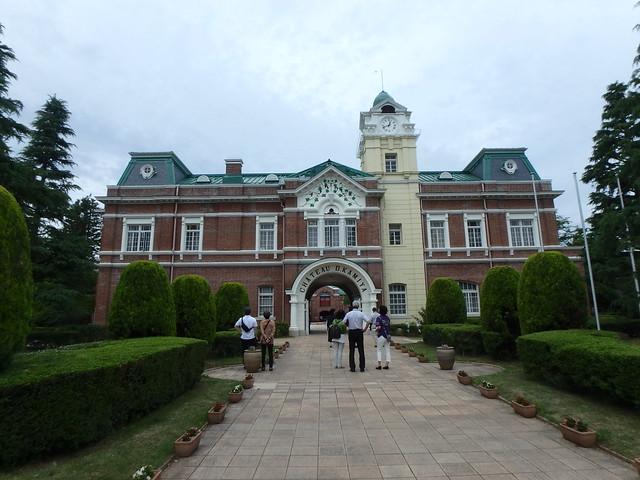 神谷傳兵衛記念館1