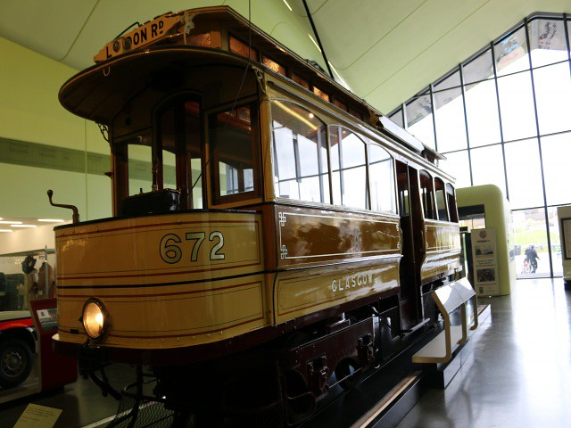 riverside museum glasgow 3