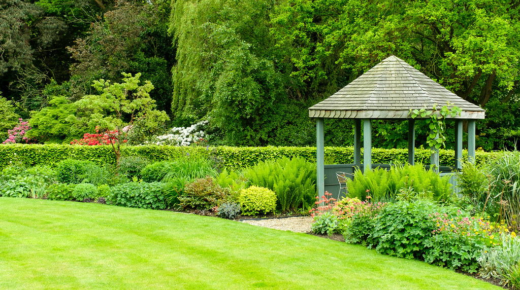 Awesome ... Open Gardens At Seaton Ross | By Alh1