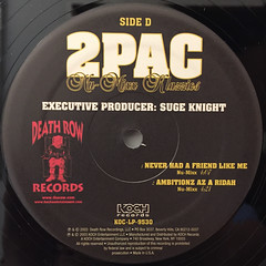 2PAC:NU-MIXX KLAZZICS(LABEL SIDE-D)