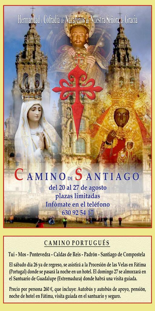 Camino de Santiago 2017 a