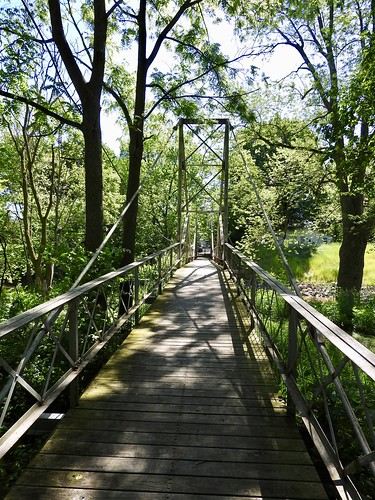 East LaPorte Footbridge