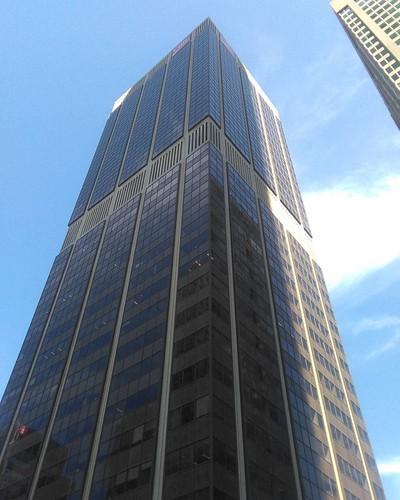 Looking up at CIBC