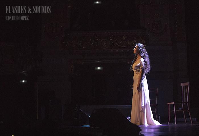 Concierto de Silvia Pérez Cruz en Barcelona