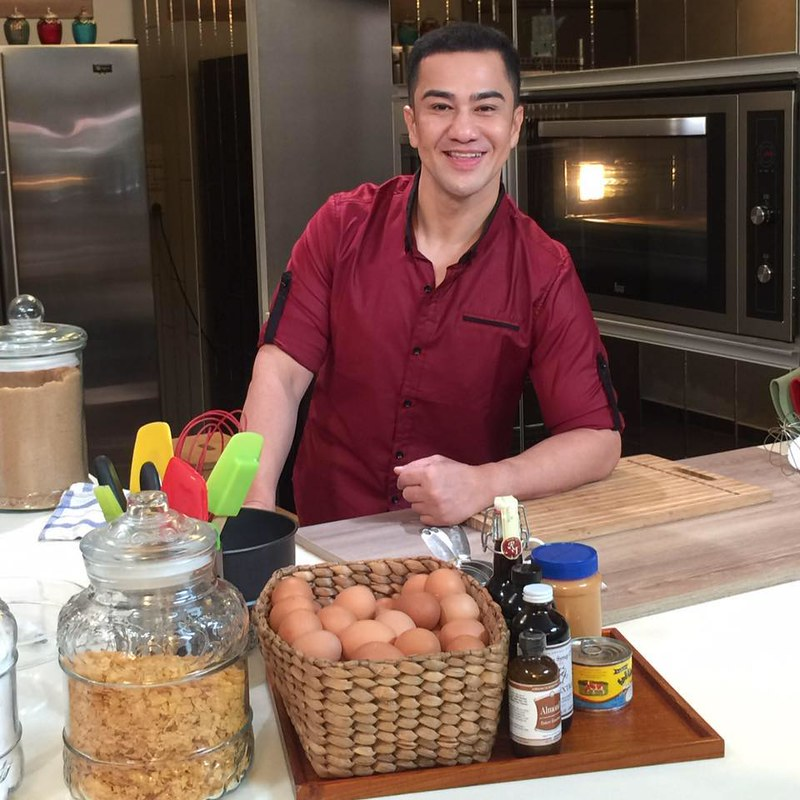 Biscotti Bersama Chef Zam