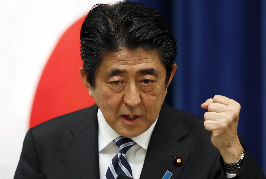 Shinzo Abe - Giappone