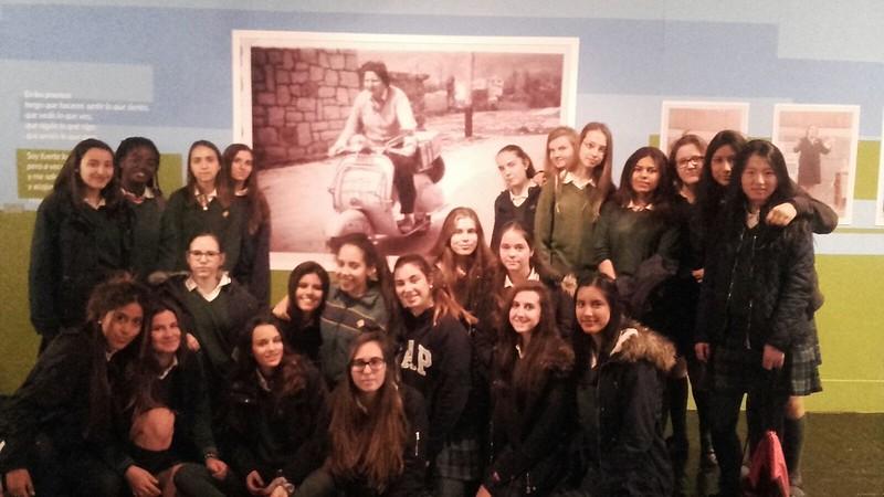 Visita de exposiciones