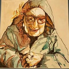 Awe, paintings by Donna Haig Friedman