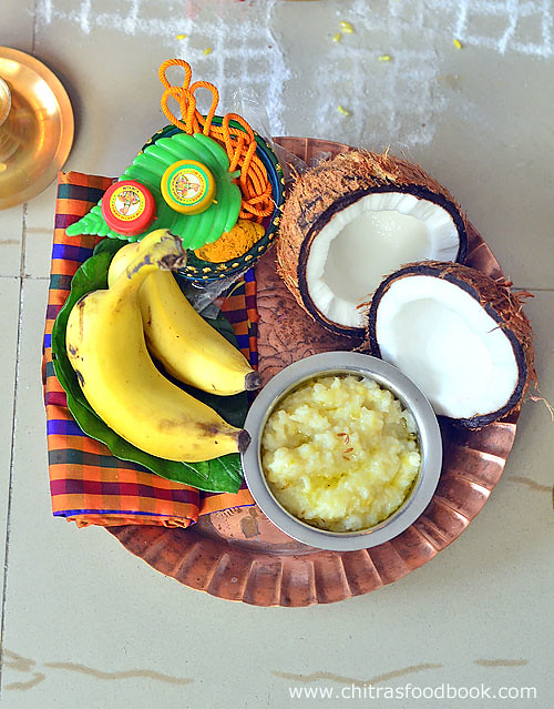 Friday pooja neivedyam recipes