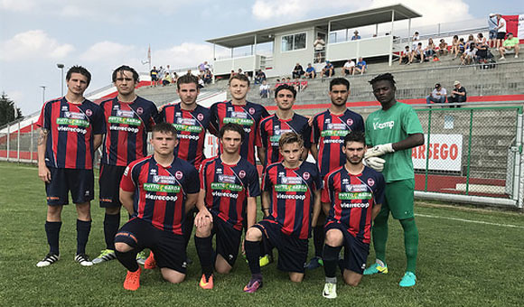 Juniores Naz., Campodarsego-Virtus 1-1: il tabellino