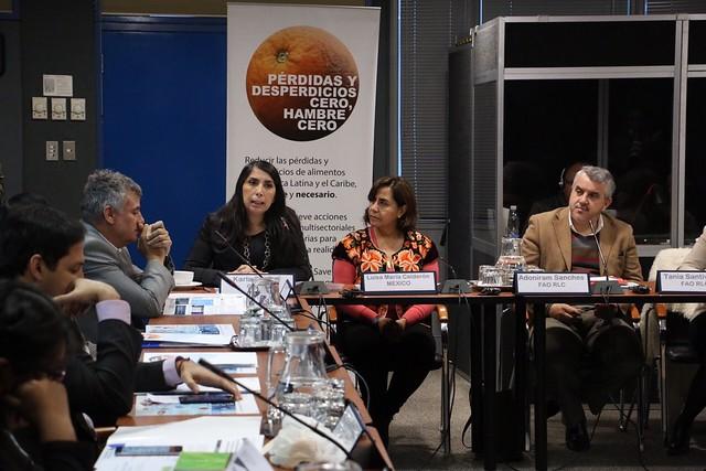 3er. Diálogo Regional sobre reducción de pérdidas y desperdicios de alimentos.