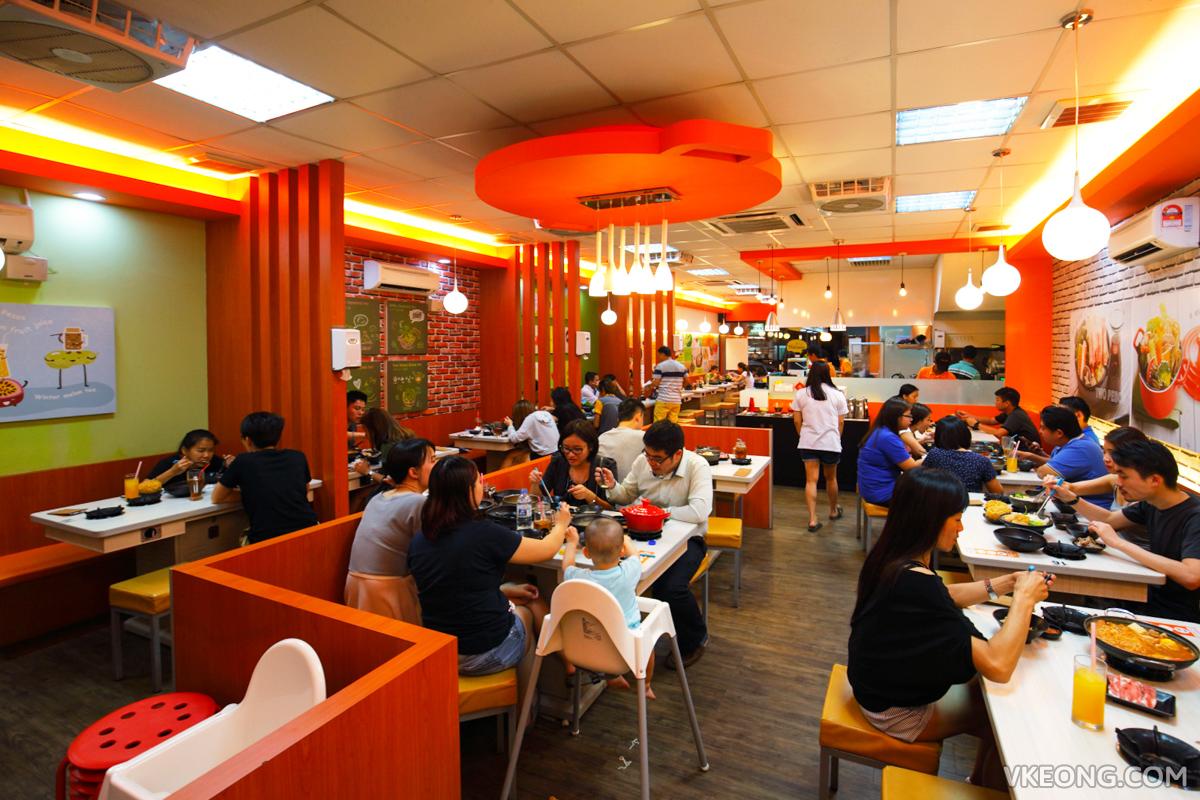 Two Pesos Taiwan Steamboat Restaurant