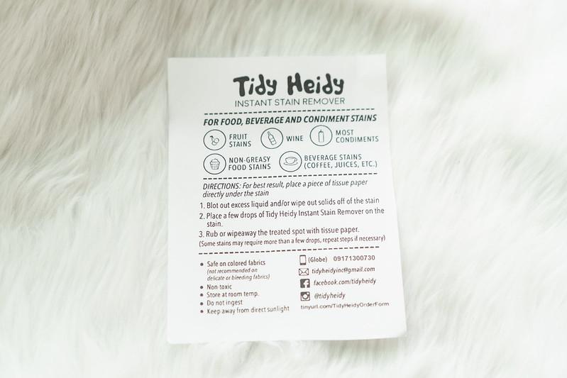 tidy heidy
