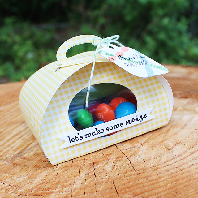 Party Favor Petal Box