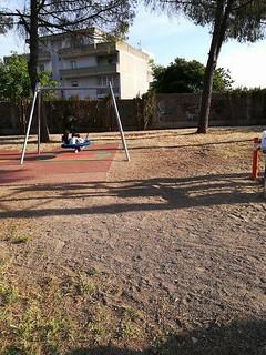 Terriccio, Sabbia e pietroline... una pavimentazione inadeguata