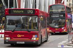 Transbus Dart SLF Transbus Pointer - EU53 PYJ - DP201 - Victoria 170 - Go Ahead London - London 2017 - Steven Gray - IMG_9333