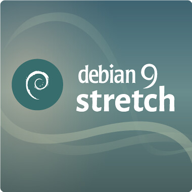 "Debian 9 ""Stretch"""