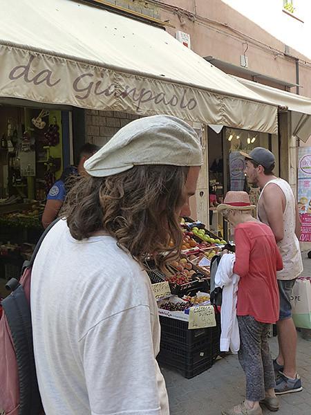 casquette italienne 2