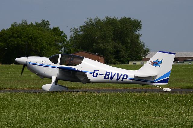 G-BVVP Europa