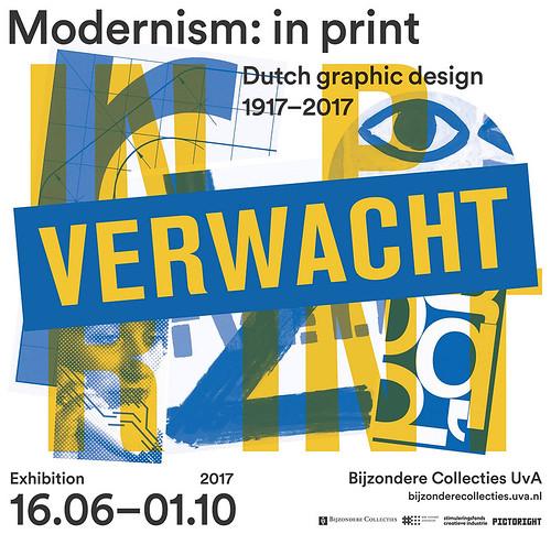 Modernism-in-print