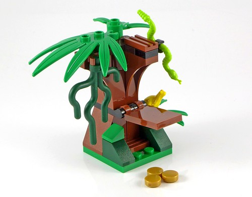 LEGO City 60157 Jungle Starter Set 13