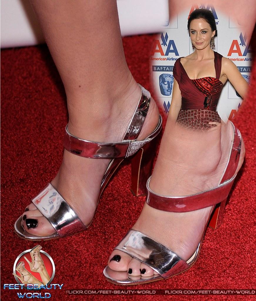 Emily-Blunt-Feet | feet beauty world | Flickr Emily Blunt
