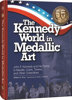 WHITMAN OFFERS FREE KENNEDY COLLECTIBLES BOOK