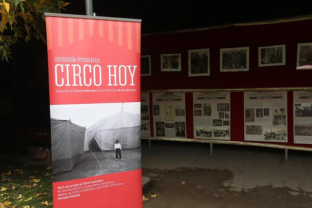 Día del Patrimonio Cultural y el Circo Chileno