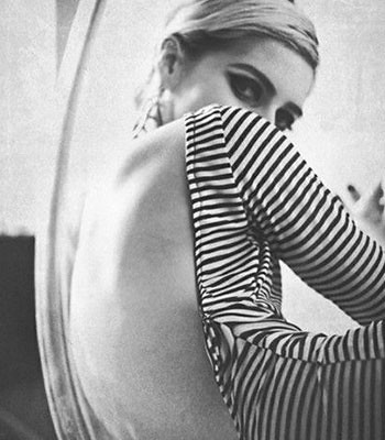 EDIE SEDGWICK STRIPES
