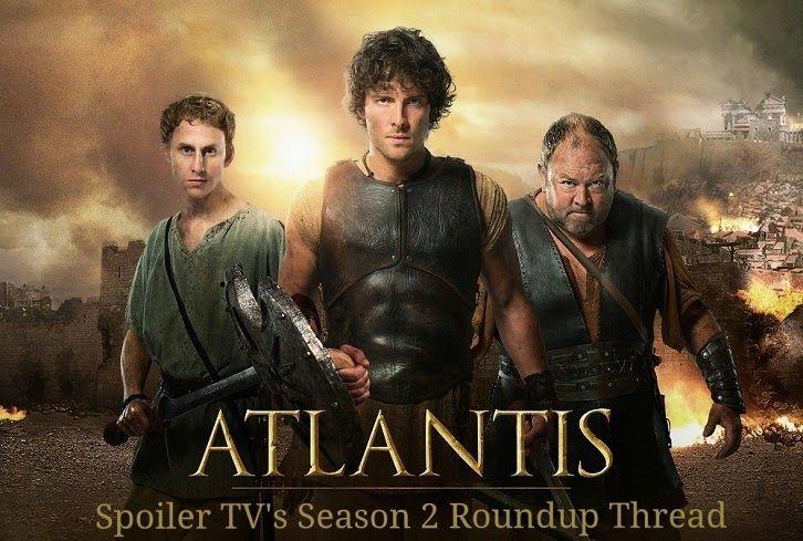 [英剧]亚特兰蒂斯第一季/全集Atlantis迅雷下载