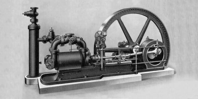 horizontal-twostage-ammonia-compressor