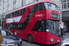 Wrightbus NRM NBFL - LTZ 1210 - LT210 - Clapton Pond 38 - Arriva - London 2017 - Steven Gray - IMG_9059