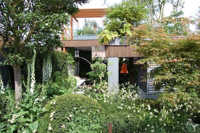 Kate Gould City Living Garden