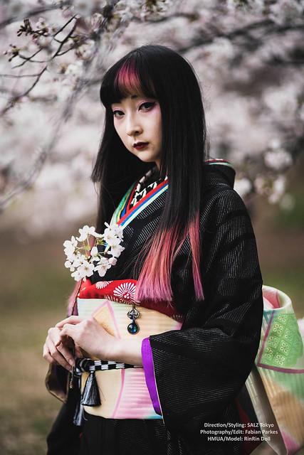 RinRin x SALZ kimono heian 5