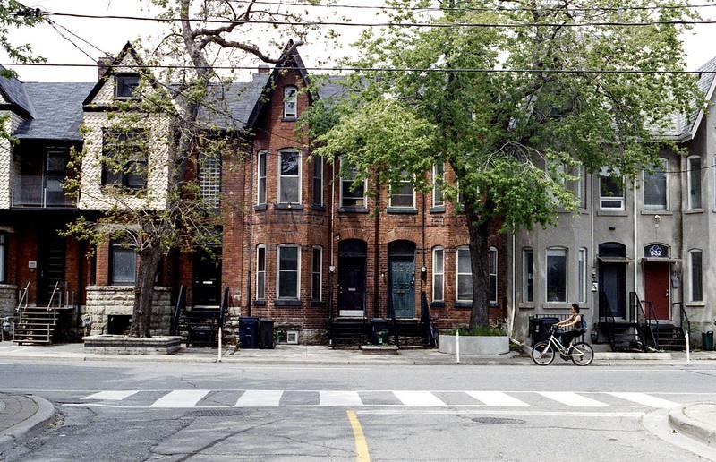 Richmond St. Row Houses