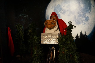 Madame Tussauds Orlando: Scott and E.T. | by Disney, Indiana