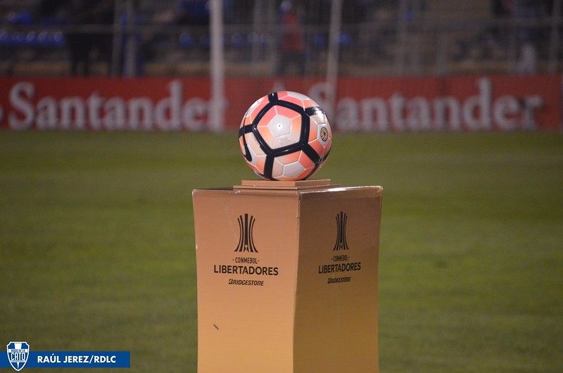 UC 2-3 A. Paranaense   Fecha 6 - Copa Libertadores 2017