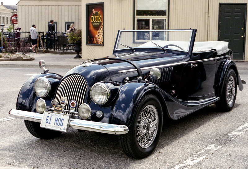 Morgan Four Seater