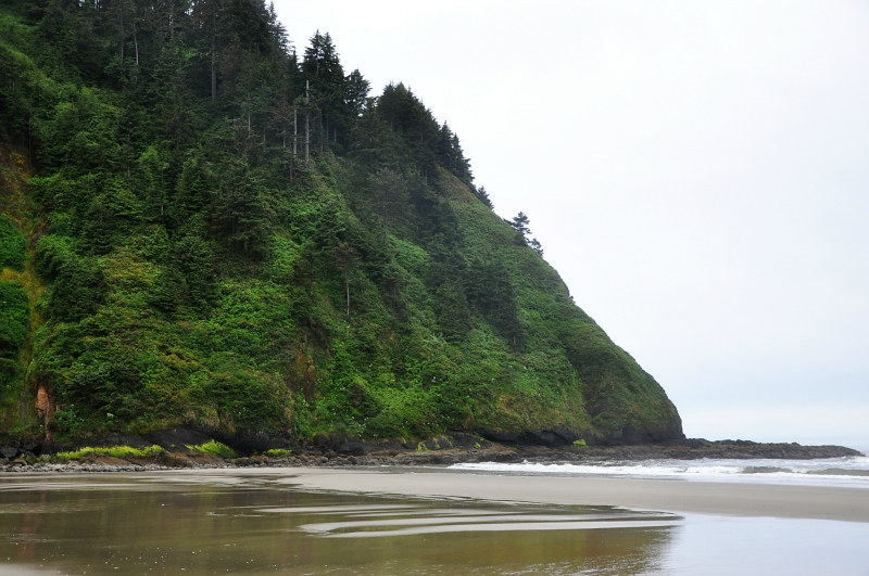 Heceta Head from Hobbit Beach @ Mt. Hope Chronicles