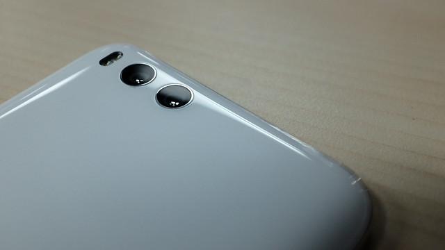 Kamera ganda Xiaomi Mi 6